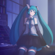 Hatsune Miku, Vocaloid wallpaper