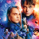 valerian and the city of a thousand planets, movies, dane dehaan, cara delevingne, actors, space wallpaper