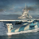 wargaming, World of Warships , Yorktown, aircraft carrier, video games wallpaper