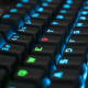 rgb, mechanical keyboard, keyboard, qwerty wallpaper