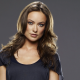 Olivia Wilde, actress, face, blue eyes, brunette wallpaper