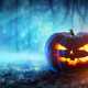 halloween, pumpkin, holidays, horror, fog wallpaper