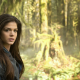 women, brunette, long hair, women outdoors, nature, trees, forest, Marie Avgeropoulos, actress wallpaper