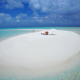 island, ocean, maldives, sea, nature, sandy beach, beach wallpaper