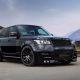 range rover lumma clr r, range rover, cars, black car, tuning wallpaper