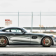 mercedes-benz, mercedes amg gt, parking, cars, silver car wallpaper