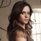 Lyndsy Fonseca, actress, brunette, looking at viewer, face wallpaper