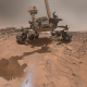 Curiosity, Mars, Rover, self portraits, space wallpaper