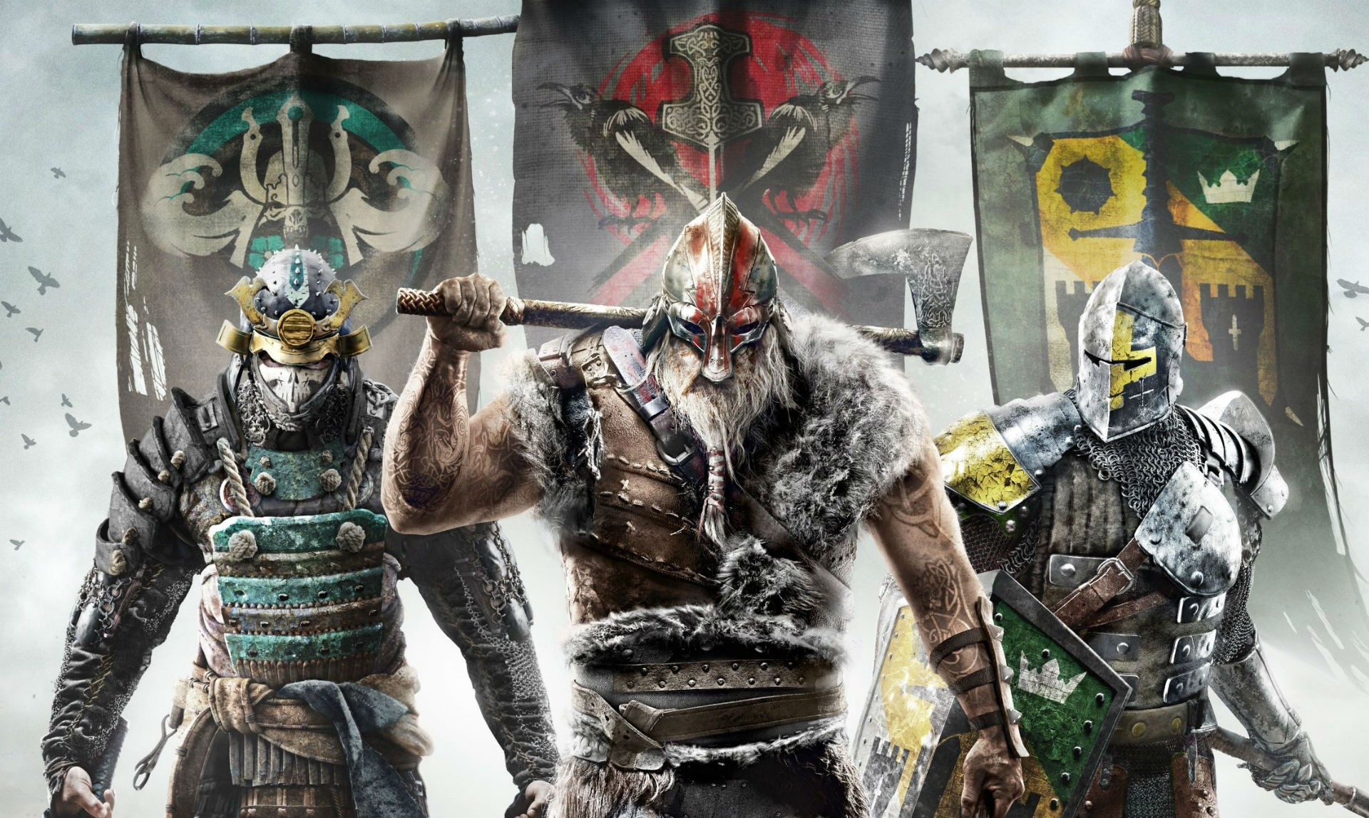 For Honor Viking Wallpaper: Download 1920x1148 For Honor, Ubisoft, Video Games