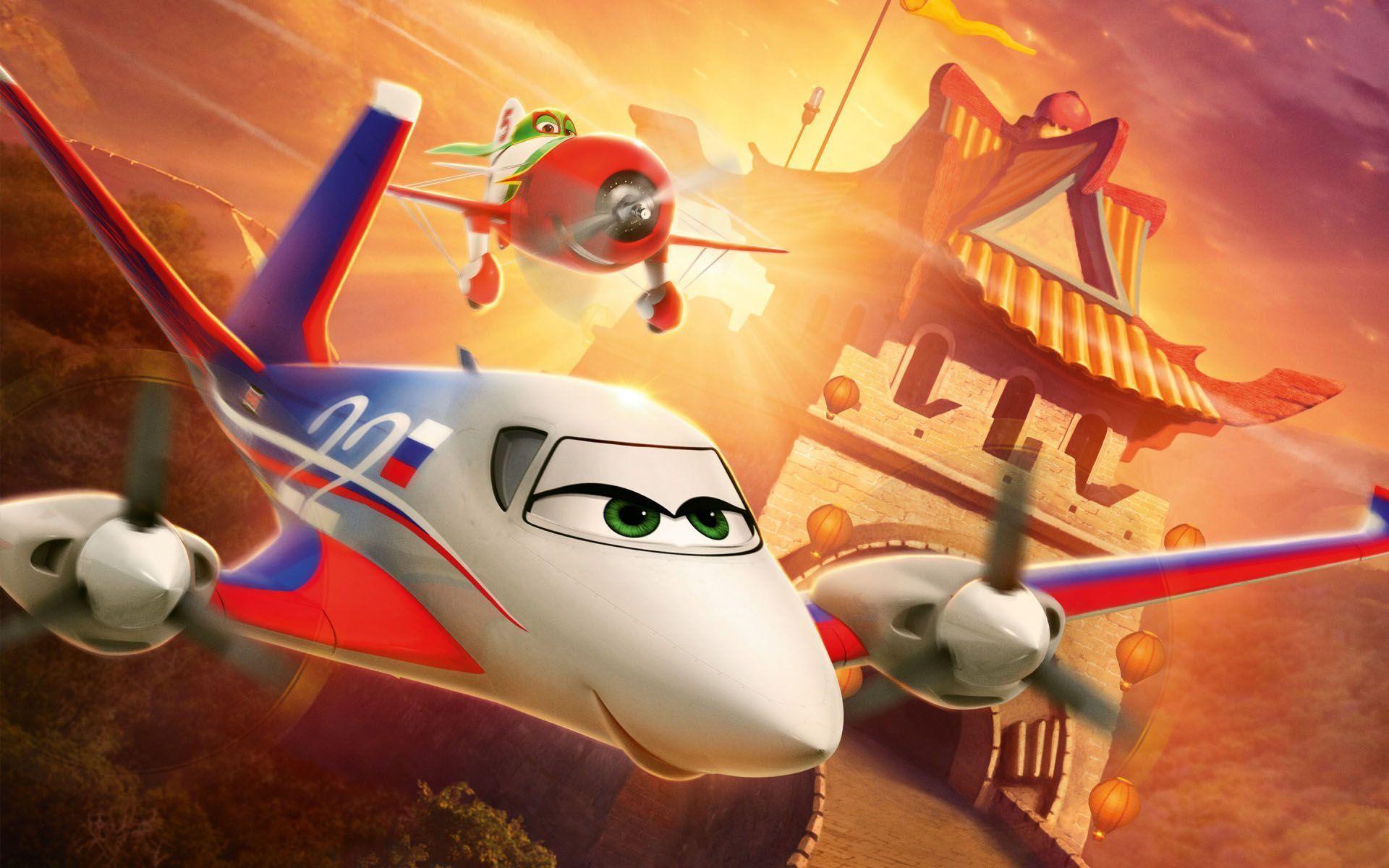 Disney Planes El Chupacabra And Rochelle