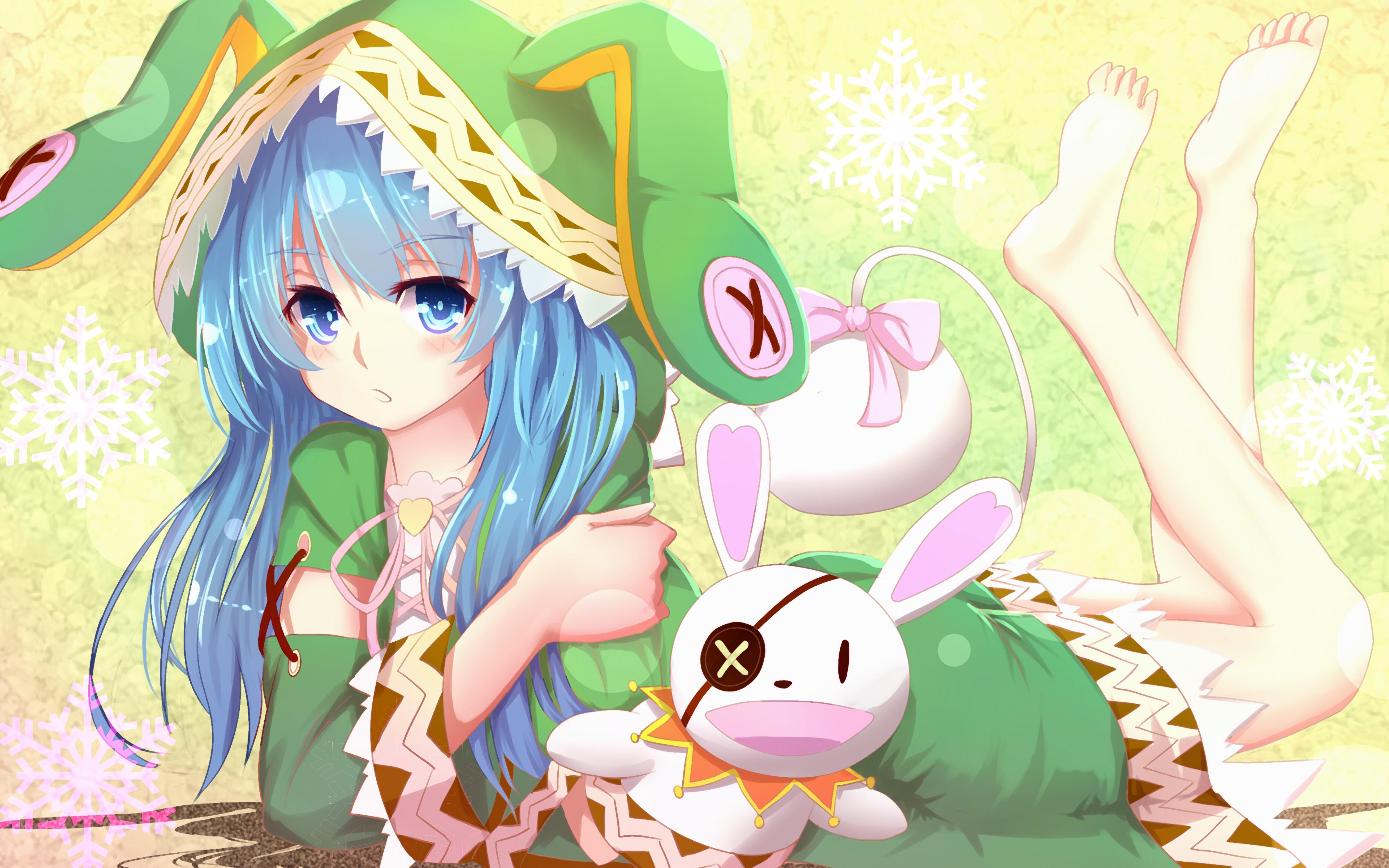 Download 4000x2500 Anime Date A Live Yoshino Yoshinon Wallpapers