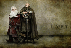 The Hobbit, movies, dwarfs wallpaper