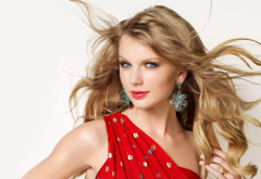 Taylor Swift, singer, celebrity, women, simple background wallpaper