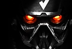 Killzone, video games, mask, helmet wallpaper