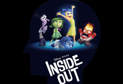 Inside Out, Disney, Pixar, Animation Studios, animation, cartoon, movies wallpaper