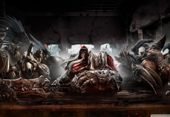 video games, Darksiders wallpaper