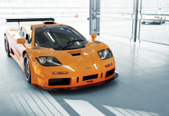 McLaren, F1, GTR, car, sportcar wallpaper