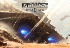 concept art, video games, Star Wars: Battlefront, Star Wars, spaceship wallpaper