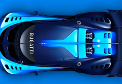 Bugatti Vision Gran Turismo, car, sports car, concept cars, Bugatti wallpaper