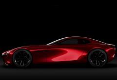 mazda rx-vision, car, concept car, roadster, mazda, render wallpaper