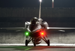 General Dynamics, F-16, Fighting Falcon, aircraft, plane wallpaper