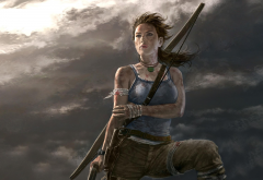 tomb raider, artwork, video games, lara croft wallpaper