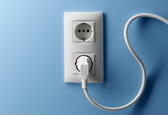 cable, wall, outlet wallpaper