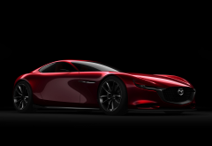 cars, mazda rx-vision, mazda wallpaper