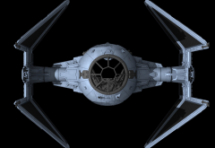 star wars, tie interceptor, spaceship wallpaper