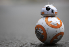 bb-8, star wars, star wars: episode vii, the force awakens, robot, movies wallpaper
