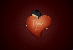 valentines day, i love you, 14 february, holidays, heart, love wallpaper