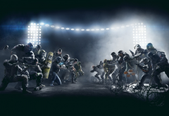 rainbow six: siege, pc gaming, electronic sports league, video games wallpaper