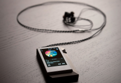 astell and kern ak240, portable music player wallpaper