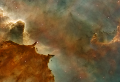 hubble space telescope, space, nebula, galaxy, stars wallpaper