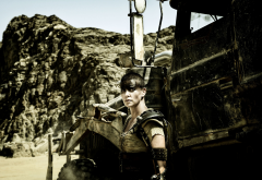 mad max: fury road, mad max, postapocalyptic, movies, charlize theron wallpaper