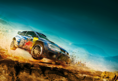dirt rally, codemasters racing studio, codemasters, sports, racing, vidoe games, cars wallpaper