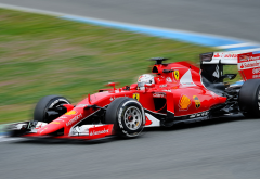 formula 1, racing, race car, sebastian vettel, cars, sport wallpaper