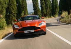 aston martin db11, supercar, road, cars, aston martin wallpaper