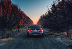 bmw f80 335i, sport, cars, sunset wallpaper