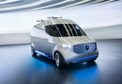 mercedes-benz vision van, concept, cars, mercedes-benz wallpaper