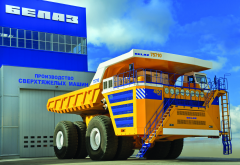 belaz 75710, belaz, truck, biggest truck in the world, cars wallpaper