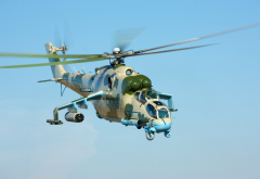 mil, mi-24, helicopter, aviation wallpaper