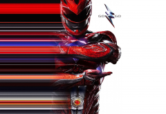 power rangers, red ranger, dacre montgomery, movies wallpaper