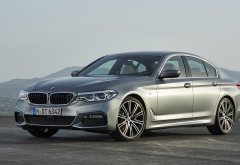 2017 bmw 540i m sport, bmw 5-series , bmw, bmw 540i, cars wallpaper