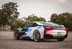 bmw i8, tuning, vorsteiner, cars, bmw, sportcars wallpaper