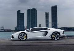 lamborghini huracan, lamborghini, supercar, city, cars wallpaper