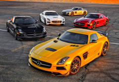 mercedes-benz sls amg black series, mercedes-benz, mercedes, cars wallpaper