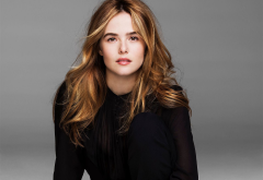 zoey deutch, just jared, actress, brunette, women, celebrity wallpaper