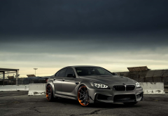 bmw m6 gran coupe, bmw m6, bmw, tuning, wheels, cars wallpaper