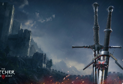 The Witcher 3: Wild Hunt, The Witcher 3: Wild Hunt wallpaper